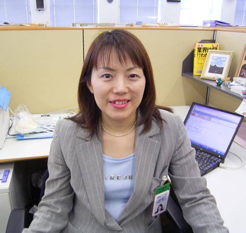 IBM時代-坂本澄子氏